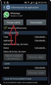 verificar cuenta Como Desactivar WhatsApp Temporalmente