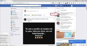 Como eliminarpublicidad una cuenta de Facebook