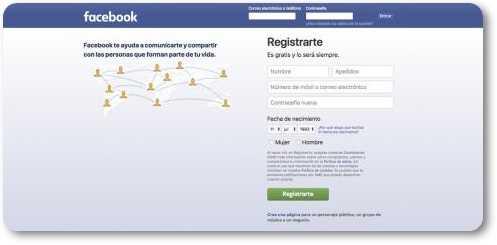 Ve a facebook.com/login/.