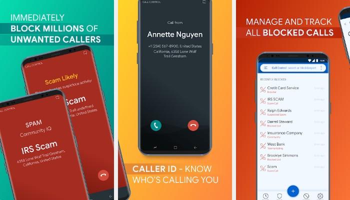 Bloqueador de SMS / llamadas