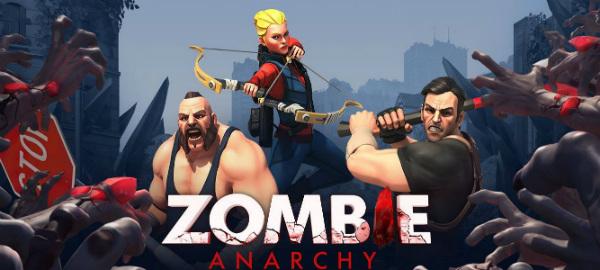 Zombie Anarchy: juego de estrategia de supervivencia