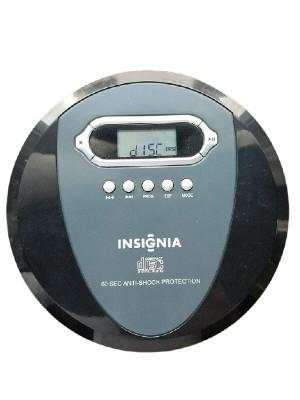 Reproductor de CD portátil Insignia NS-P4112