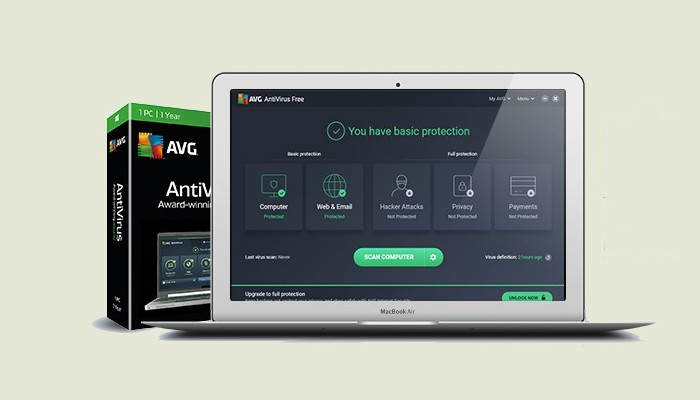 AVG Antivirus gratuito