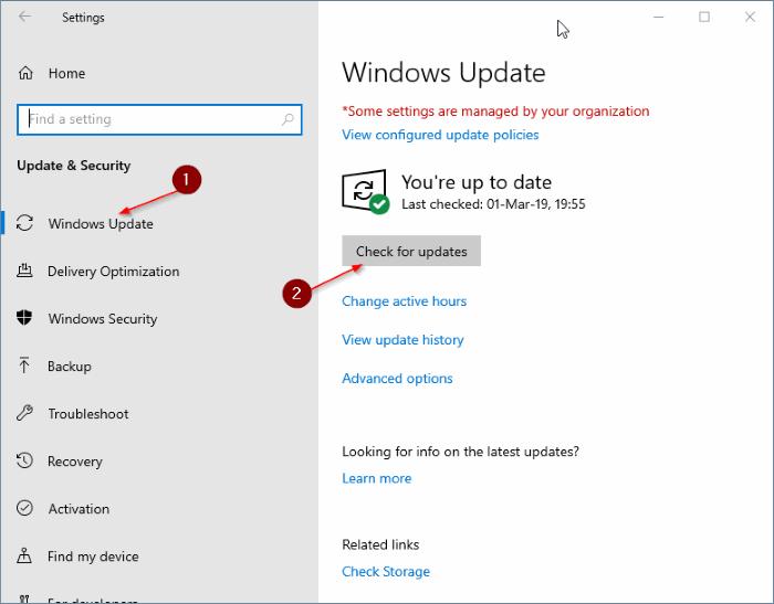 cuál es la última versión de Windows 10 pic2