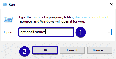 Buscar funciones opcionales