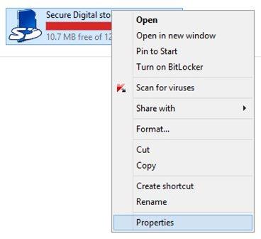 Instale aplicaciones en la tarjeta SD en Windows 8 Step12