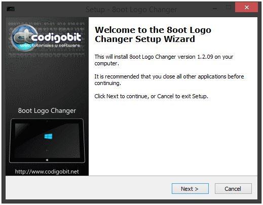 Cambio de la pantalla de inicio de Windows 8.1 paso 9