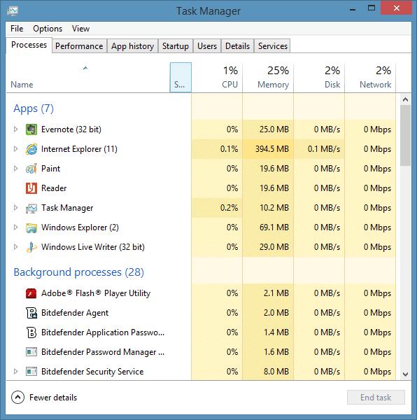 Deshabilitar los programas de inicio en Windows 8.1 Step3