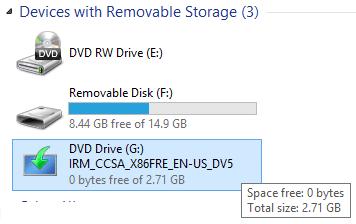 Actualización de Windows 8.1 Preview a RTM