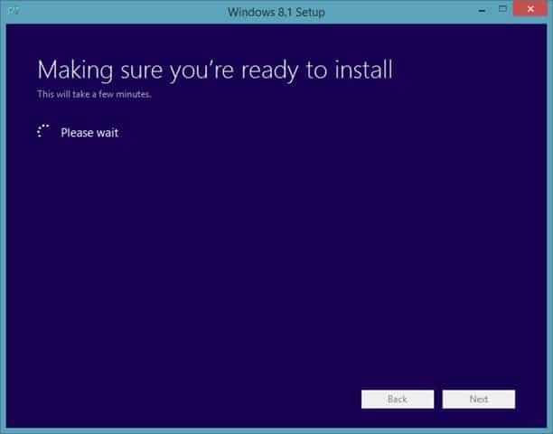 Migrar aplicaciones desde la vista previa de Windows 8.1 a la imagen RTM5