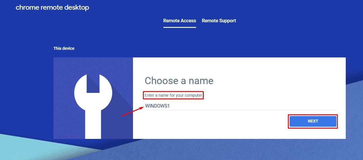 Escoge un nombre