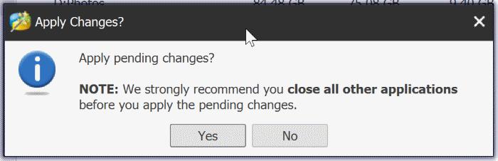 extender la partición atenuada en Windows 10 pic5