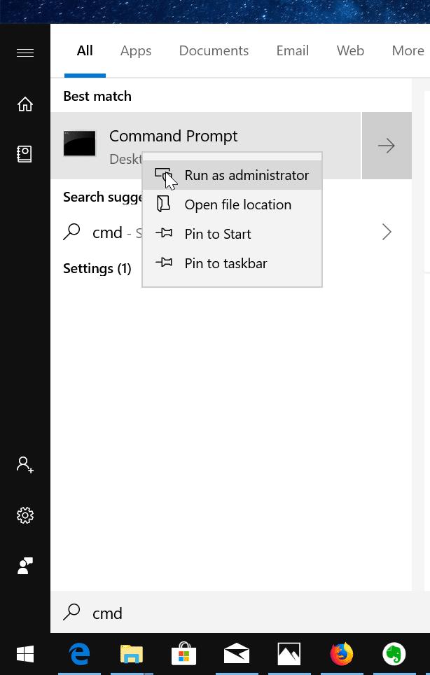 formatee la unidad USB externa a FAT32 en Windows 10 pic01