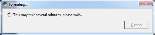 Instale la unidad flash USB o el disco duro de Windows 7 Step4