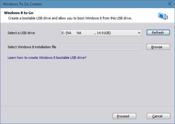Imagen de 4 herramientas gratuitas para crear Windows To Go Drive