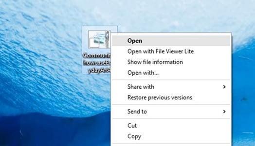Cambiar el tema de escritorio predeterminado en Windows 10 picture4