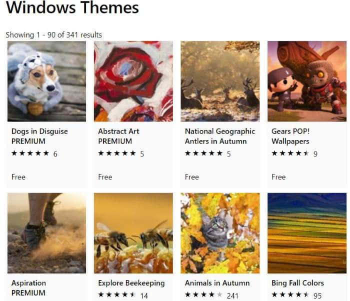 cambiar el tema de Windows 10 pic1