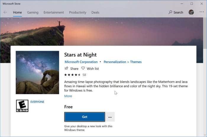 cambiar el tema de Windows 10 pic4