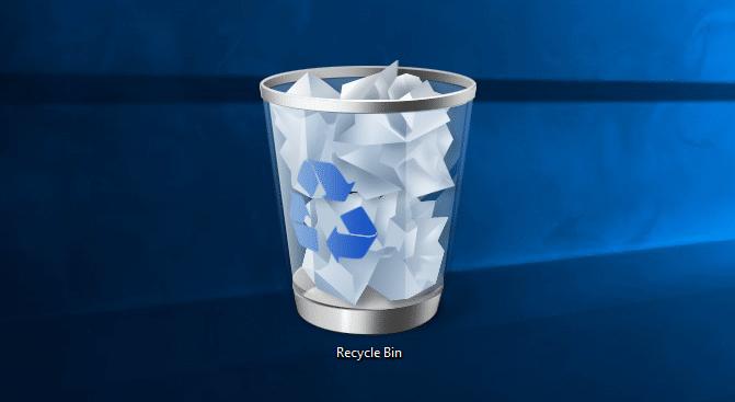 Cambiar el icono de la papelera de reciclaje en Windows 10 picture01.1
