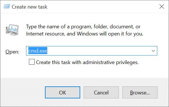 Reconstruir el caché de iconos de Windows 10 paso 12