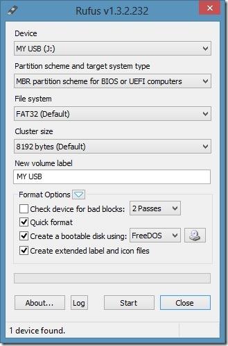 Herramienta gratuita para crear USB de arranque desde el archivo ISO Picture2