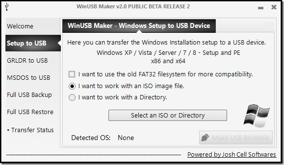 Herramienta gratuita para crear USB de arranque desde el archivo ISO Picture3