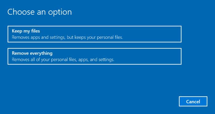 10 herramientas gratuitas para reparar Windows 10 pic9