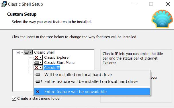 Cambiar el botón Inicio en Windows 10 pic2