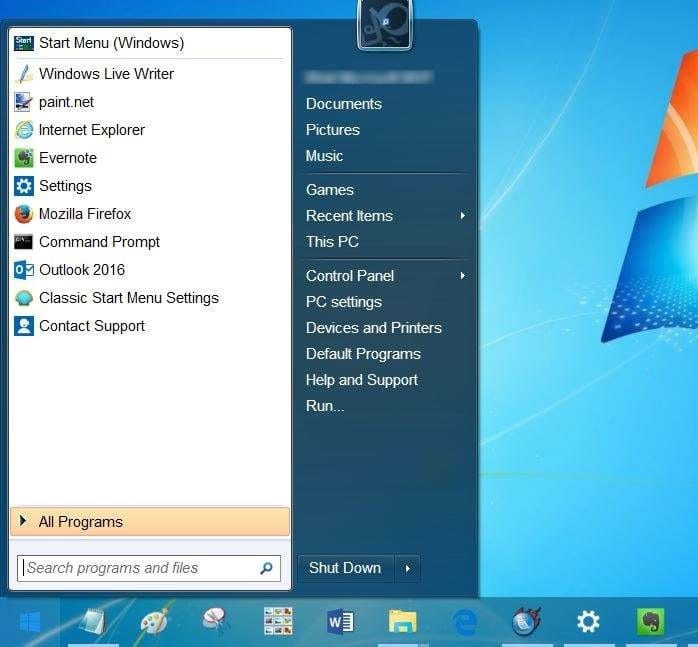 hacer que Windows 10 se vea como Windows 7 pic2