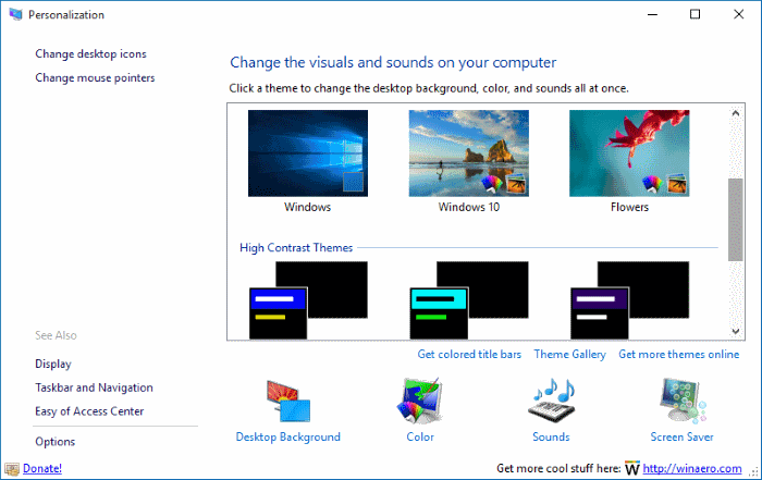 hacer que Windows 10 se vea como Windows 7 pic8.1