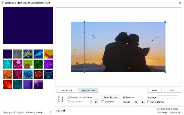 Establecer fondo de pantalla animado o video como imagen de fondo de la pantalla de inicio1