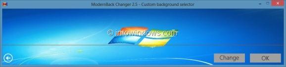 Cambiar el fondo de la pantalla de inicio de Windows 8