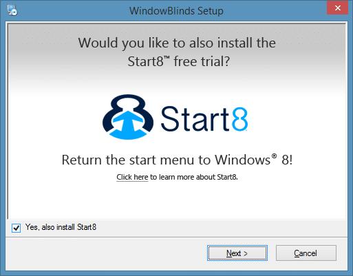 Cambiar el fondo de la carpeta en Windows 8.1 usando WindowBlinds Step2