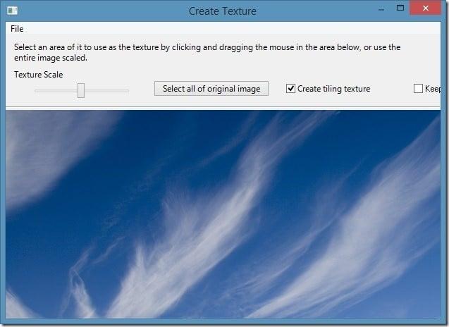 Cambiar el fondo de la carpeta en Windows 8.1 usando WindowBlinds Step8