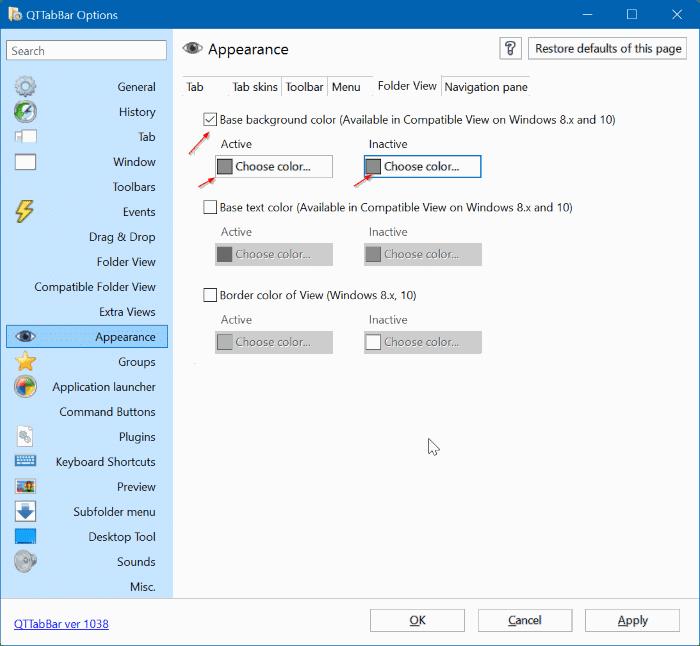cambiar el color de fondo de la carpeta Windows 10 pic5