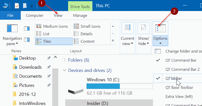cambiar el color de fondo de la carpeta Windows 10 pic3