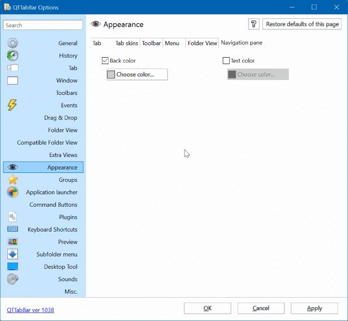 cambiar el color de fondo de la carpeta Windows 10 pic8