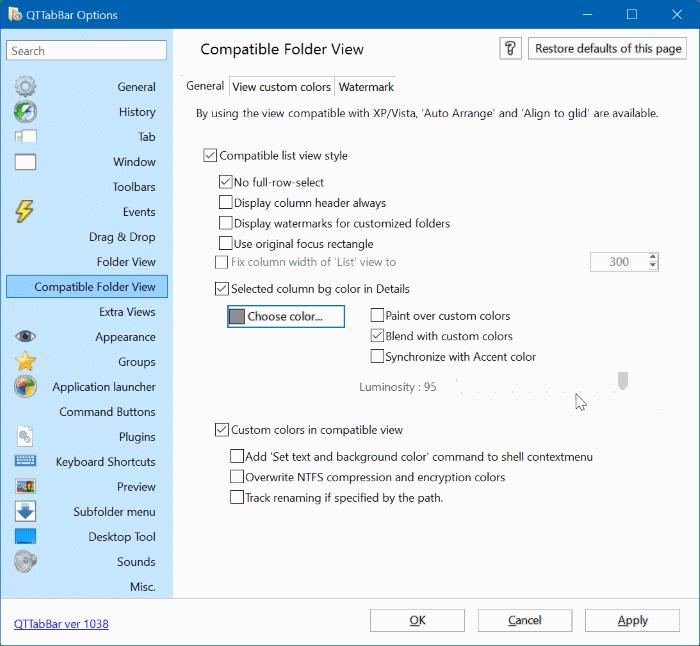 cambiar el color de fondo de la carpeta Windows 10 pic6