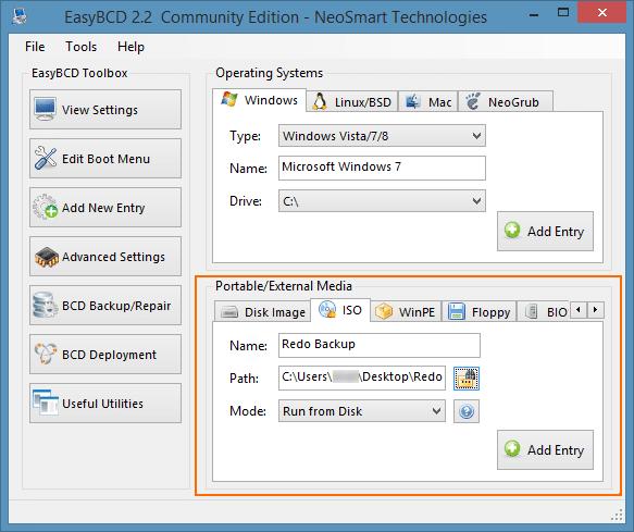 Arrancar desde ISO en Windows Step3