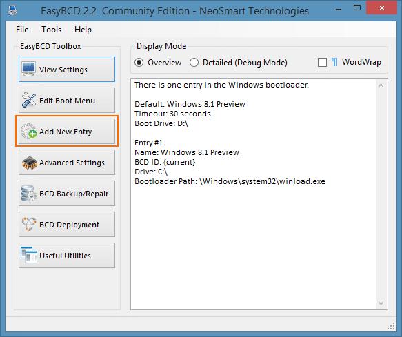 Arrancar desde ISO en Windows Step1