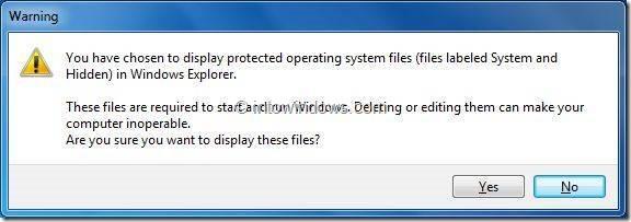 Abrir partición reservada del sistema oculto en Windows 7