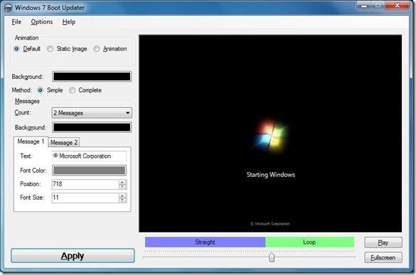Actualizador de Windows 7