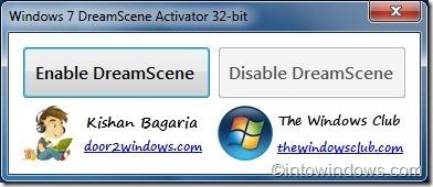 Activador DreamScene