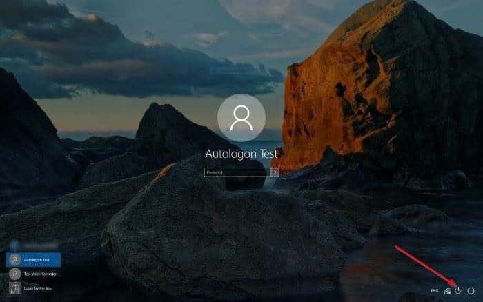 ejecutar cualquier programa desde la pantalla de inicio de sesión de Windows 10 pic6