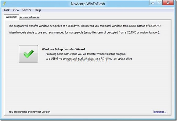 8 herramientas gratuitas para crear una imagen USB de arranque de Windows 8