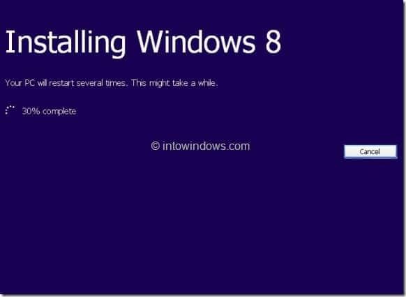 Actualice XP a Windows 8 Step8