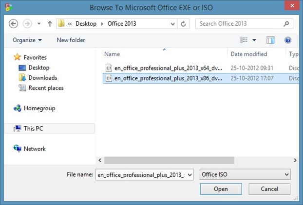 SlipStream Office 2013 SP1 Paso 4