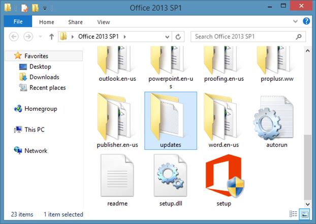 SlipStream Office 2013 SP1 Step61
