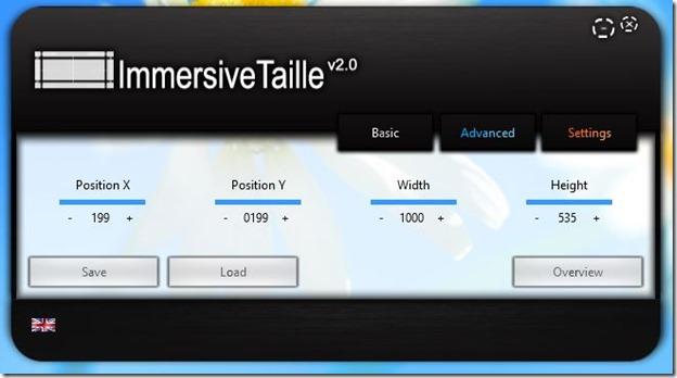 Cambiar la imagen de altura y anchura de la pantalla de inicio 4