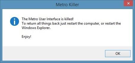 Deshabilitar la pantalla de inicio en Windows 8.1 Picture1